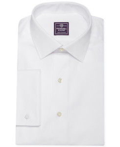 Cromwell and Sons Texture French Cuff Shirt