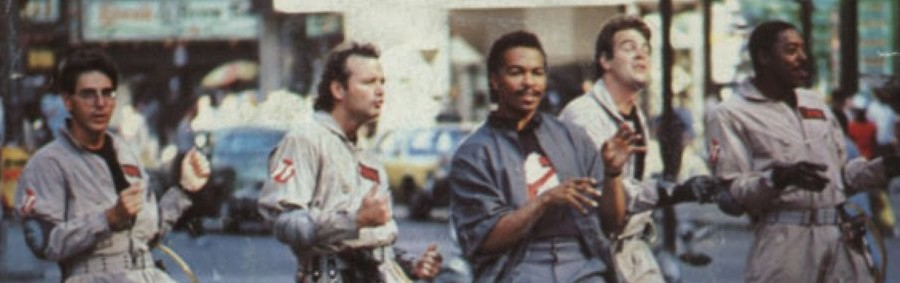 FNV - Oct 23 - Ghostbusters (Ray Parker Jr.)