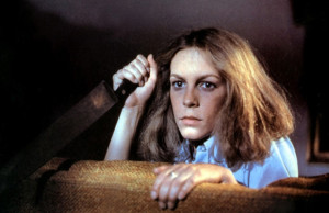If you could stop dropping knives, Laurie, that'd be great.