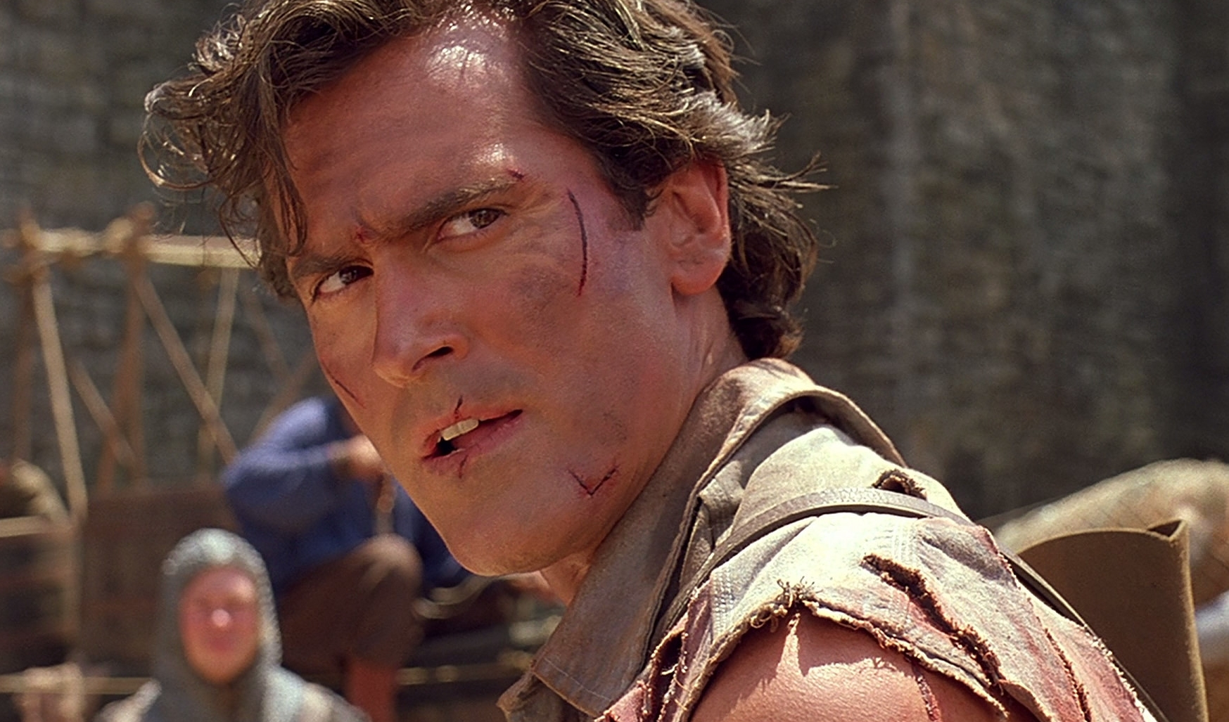 I'm sorry...did you say that Bruce Campbell shouldn't be a Hot Nerd Mancrush?!