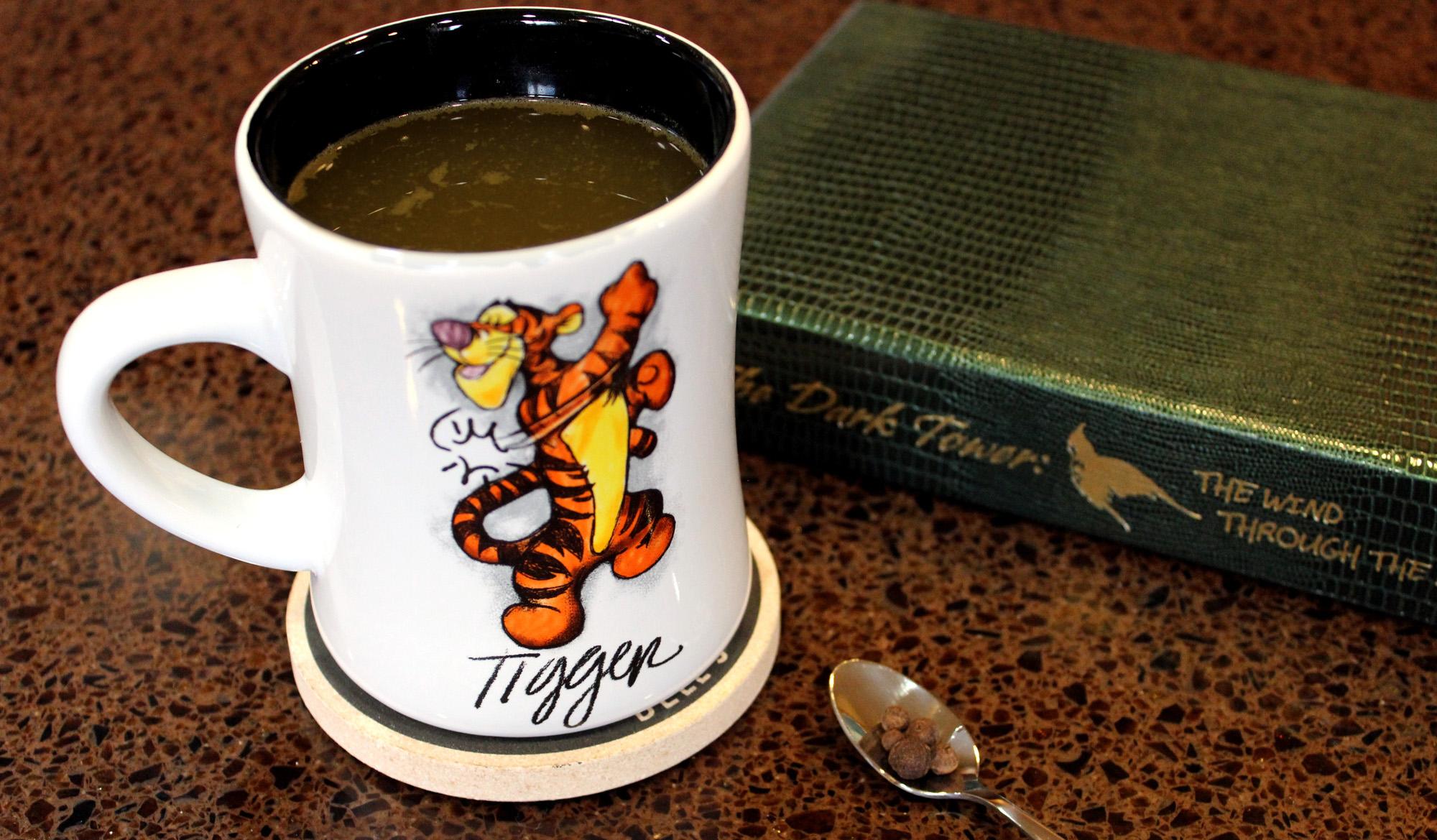 Geek Drink of the Week: Library Tea