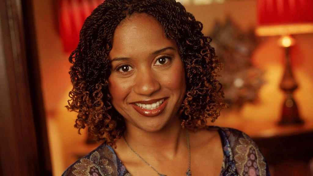 tracie thoms is mahandra