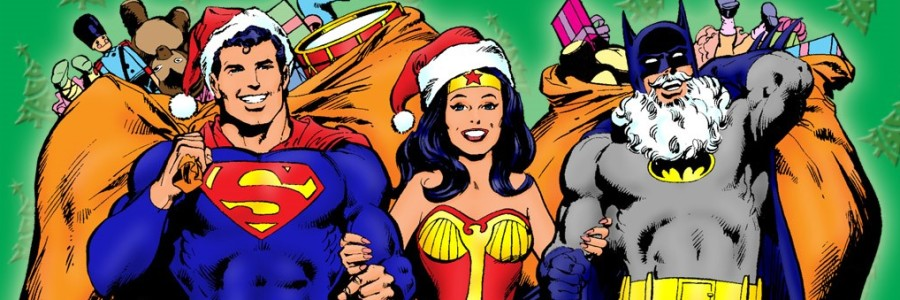 Off The Shelf: DC Comics Holiday Specials – TwoGeeksInBed