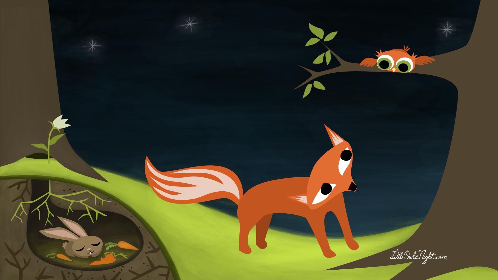 Off The Shelf:  Little Owl's Night