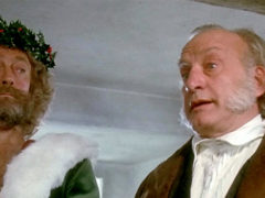 George C Scott A Christmas Carol.George C Scott Twogeeksinbed